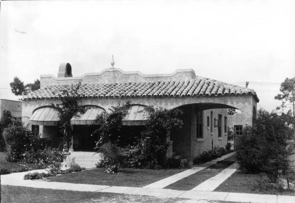 18. View of residence on Navarre Avenue