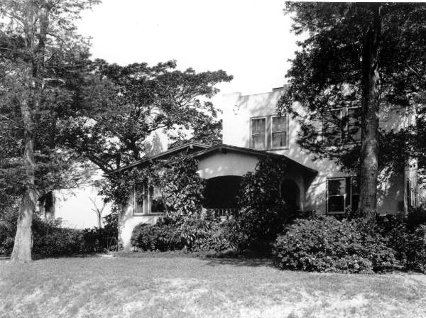 3. Home of Mrs. V.C. Denton