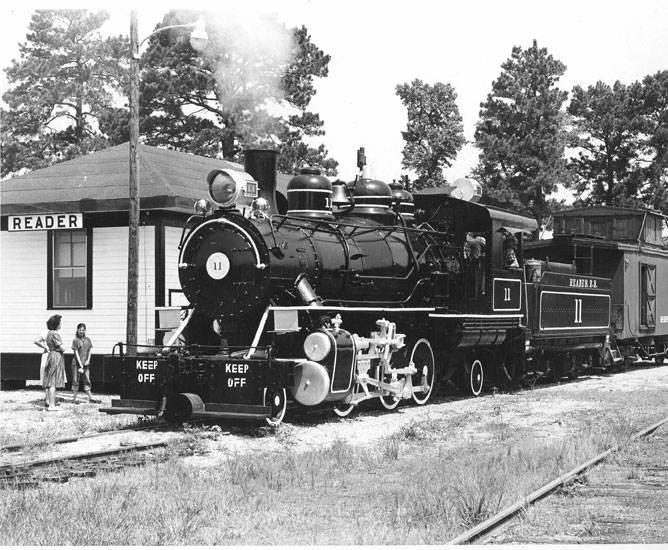 11. Reader Railroad