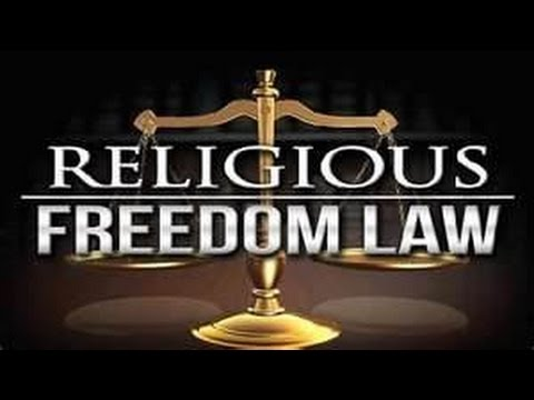 7. Governor Pence Passes the Religious Freedom Restoration Act