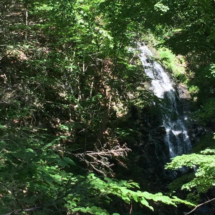 6. Roaring Brook Falls - Cheshire
