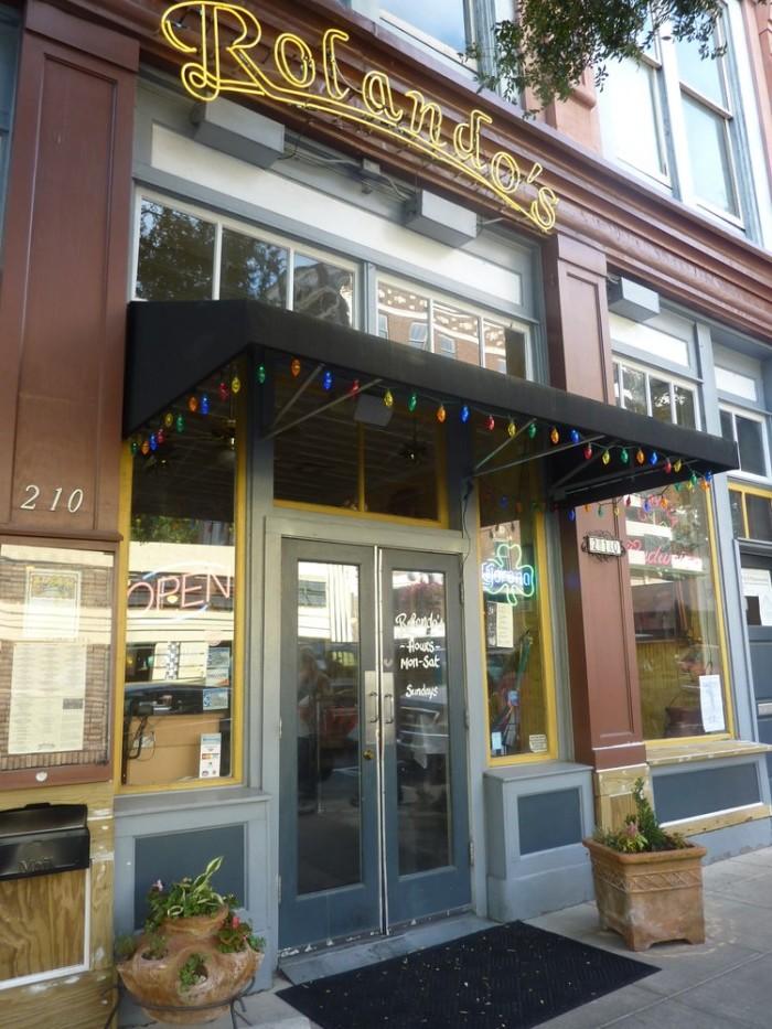 7. Rolando's Nuevo Latino Restaurante