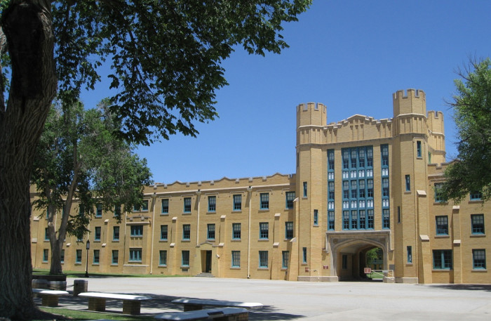3. New Mexico Military Institute Campus, Roswell