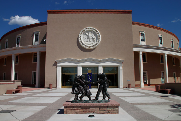 5. The Roundhouse, Santa Fe
