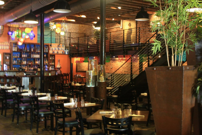 Mexican Restaurant Camden Sc