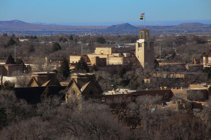 2. Santa Fe County