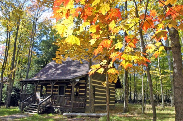 7 Awesome Cabins In Maryland
