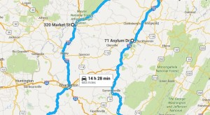 Here's The Ultimate Terrifying West Virginia Road Trip And It'll Haunt Your Dreams