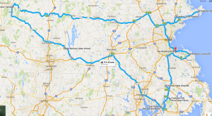 Here's The Ultimate Terrifying Massachusetts Road Trip And It'll Haunt Your Dreams