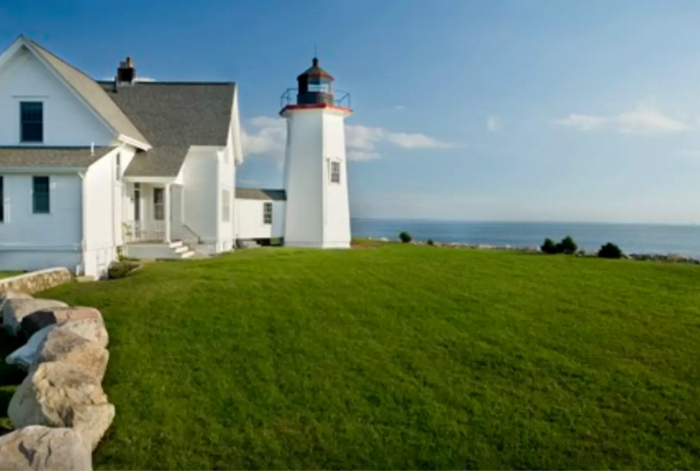7. Wings Neck Lighthouse, Pocasset ($500 per night)