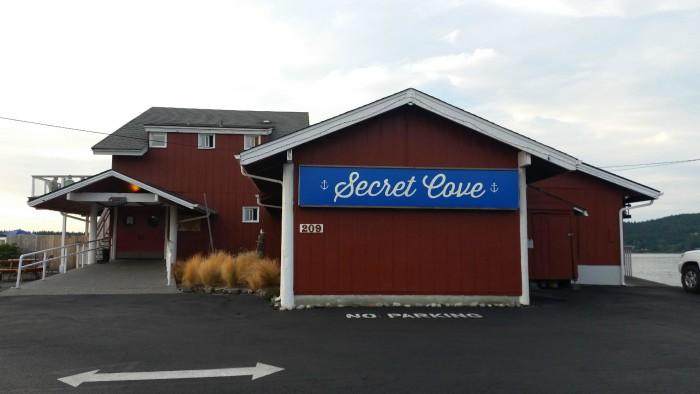 8. Secret Cove, Anacortes
