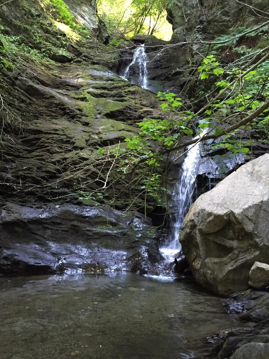 2. The Cascade, North Adams (Not to be confused with The Cascade in Melrose.)