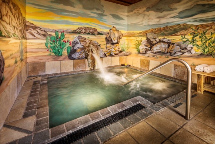 2. Sierra Grande Lodge and Spa, Truth or Consequences