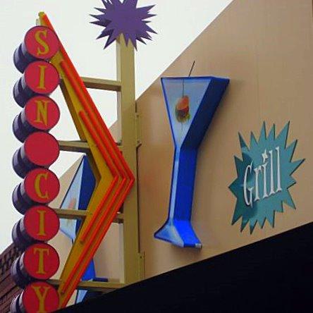 Sin City Grill, Grand Island