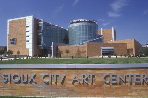 11. Sioux City Arts Center, Sioux City