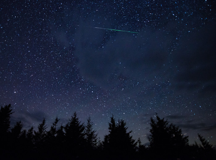 Spruce Knob is known for its dark skies, which are perfect for star gazing. It boasts some of the darkest skies east of the Mississippi River.