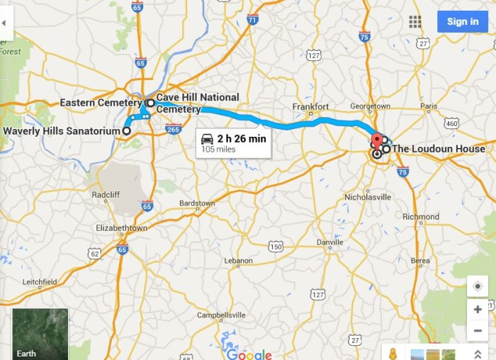 Here Is A Spooky Northern Kentucky Road Trip