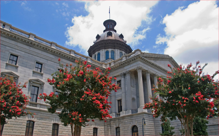15. You've been to Columbia and at least laid eyes on the State Capitol.
