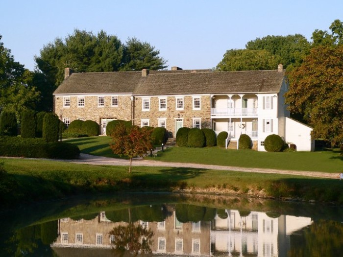 10. Stone Manor Country Club, Middletown