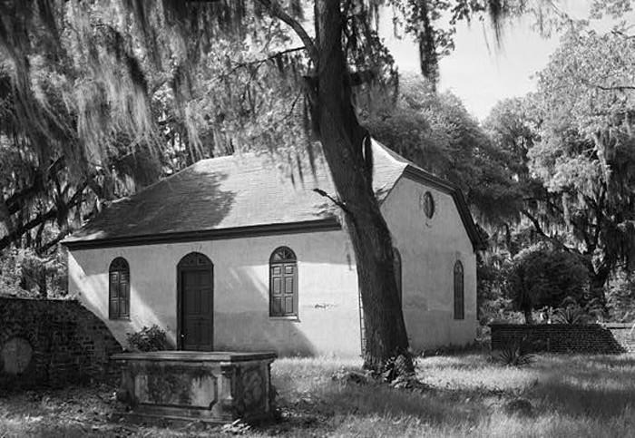 7. Strawberry Chapel - Moncks Corner (Cordesville area) South Carolina