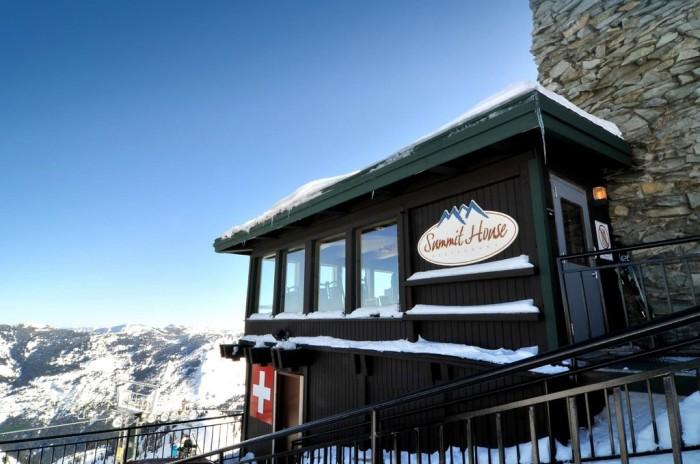1. Summit House, Crystal Mountain Resort