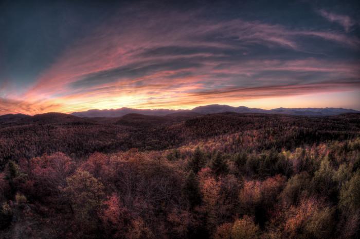 4. Adirondack Mountains