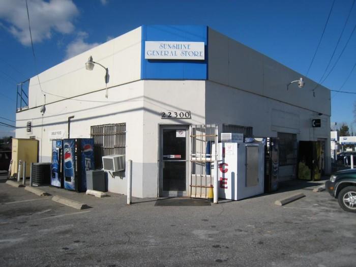 4. Sunshine General Store, Brookeville