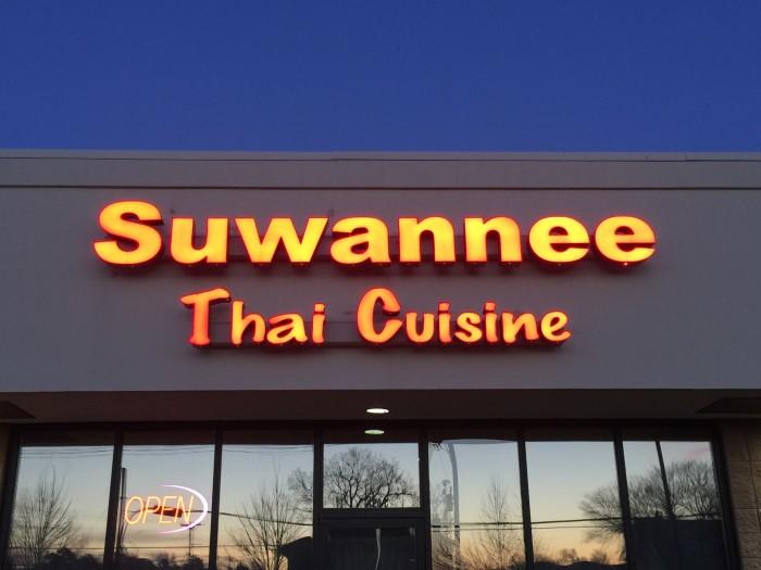 Suwannee Thai Cuisine, Kearney