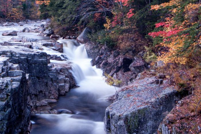 8. Lower Falls, Albany