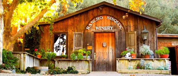 """7. Located on the Sisquoc River near Santa Maria, Rancho Sisquoc is one of the first wineries in the Santa Barbara wine region. Sisquoc means """"gathering place"""" as named by the Chumash tribe. Sounds like the perfect description for a winery."""