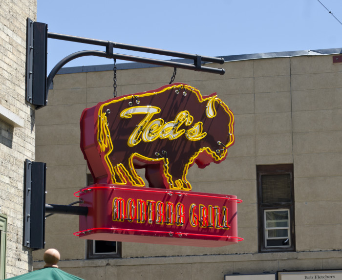 8) Ted's Montana Grill - Hartford