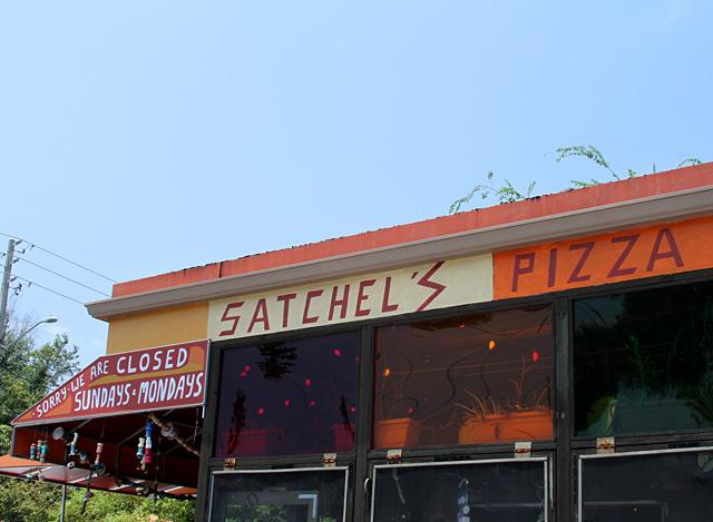 6. Satchel's Pizza, Gainesville