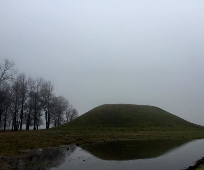 3. Toltec Burial Mounds