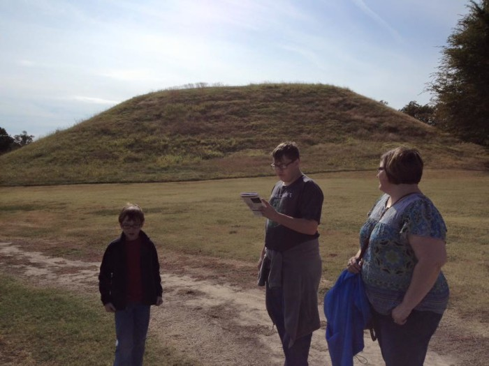 3. Toltec Mounds Archaeological State Park