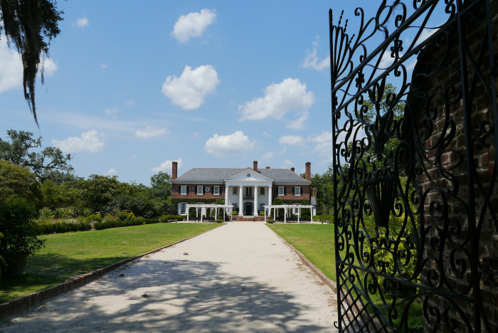 1. You've toured at least one historic plantation.