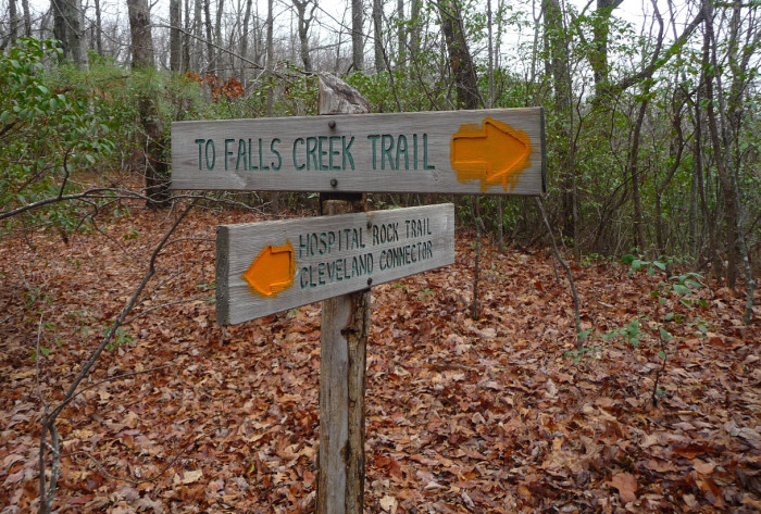 You'll find more than 30 miles of gorgeous, and often challenging, trails in Jones Gap State Park.