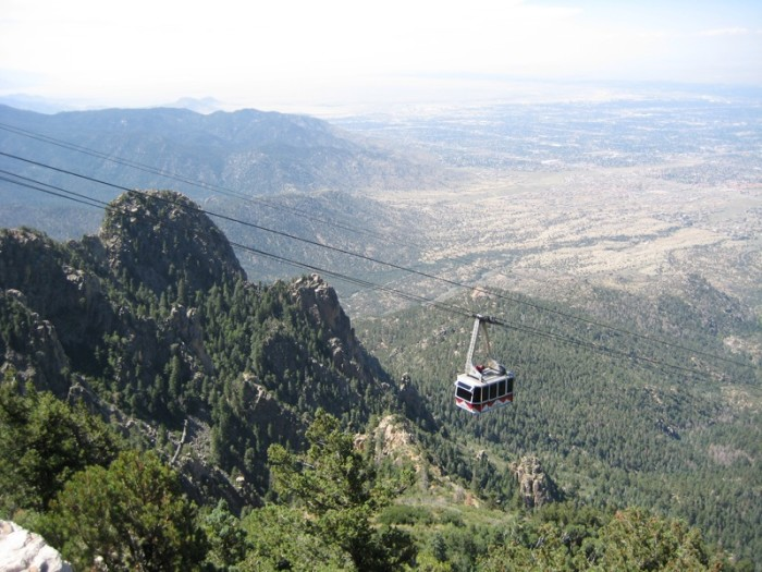 14. We also have the longest operational aerial tramway in North America, which spans 2.7 miles.