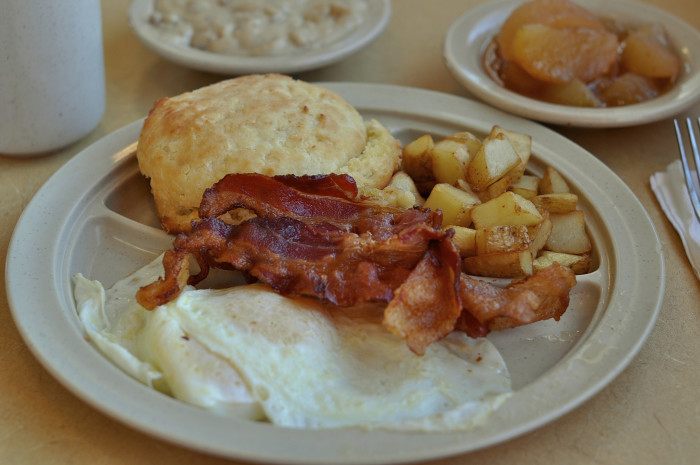 5. You're always gonna crave breakfast from Tudor's.