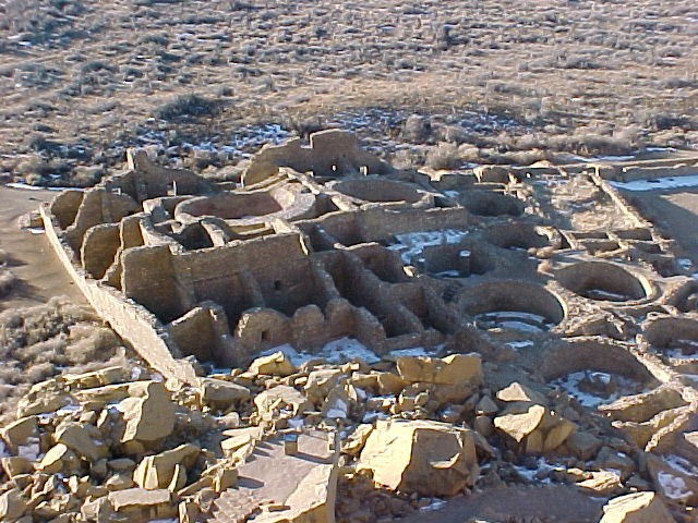 4. We have three UNESCO World Heritage sites: Taos Pueblo, Chaco Culture, and Carlsbad Caverns.