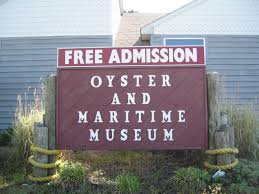 9. The Oyster and Maritime Museum