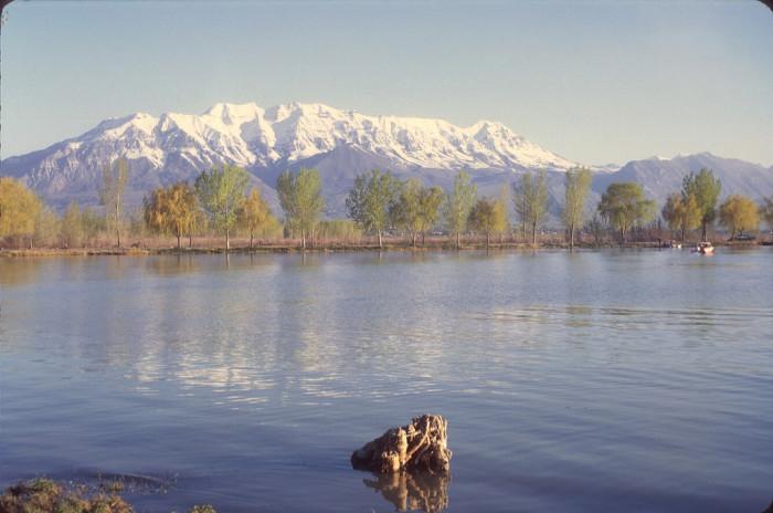 9. Utah Lake