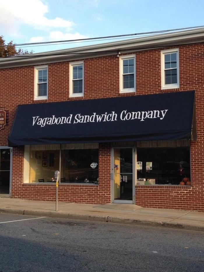15) Vagabond Sandwich Company, Bel Air