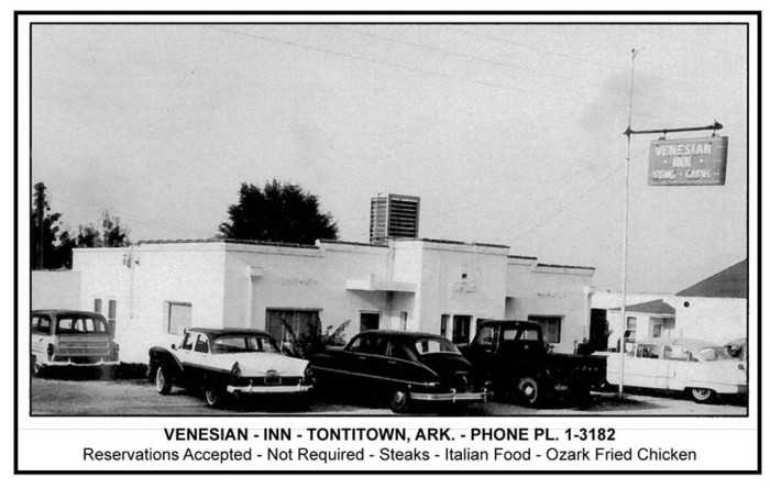 6. Venisian Inn