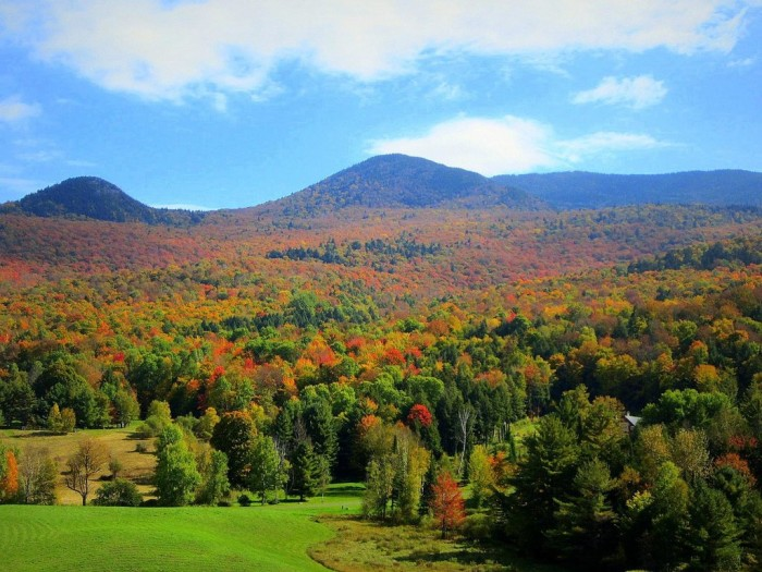 Planning a spring, summer or fall trip?  Check out an example of a 5-day Vermont vacation.