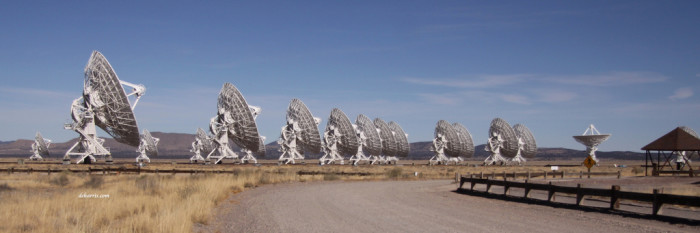 Optional: Very Large Array
