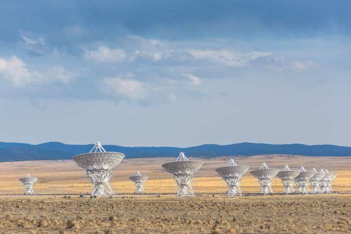 8. Very Large Array, near Magdalena