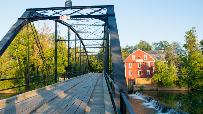 5. War Eagle Mill
