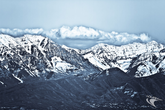 22. Wasatch Mountains