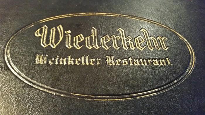 5. Wiederkehr Weinkeller Restaurant