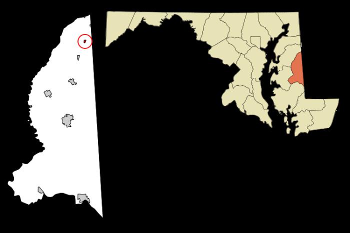6. Henderson, Caroline County